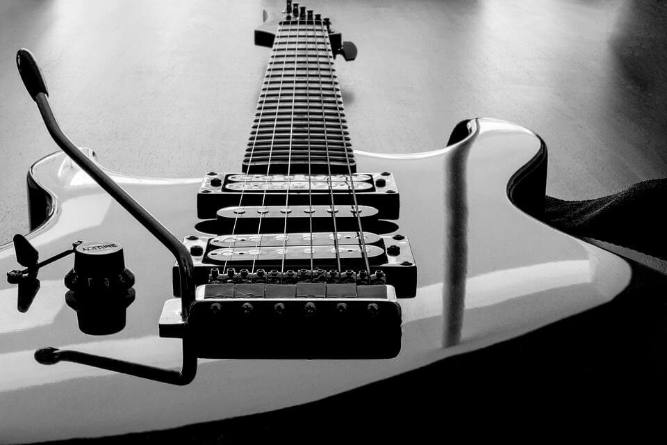 cordes de guitare électrique