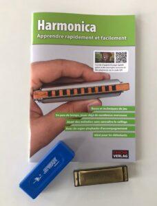 pack harmonica débutant
