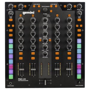 table de mixage Gemini