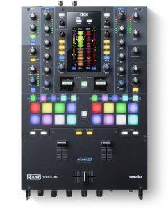 table de mixage pour DJ de la marque Rane