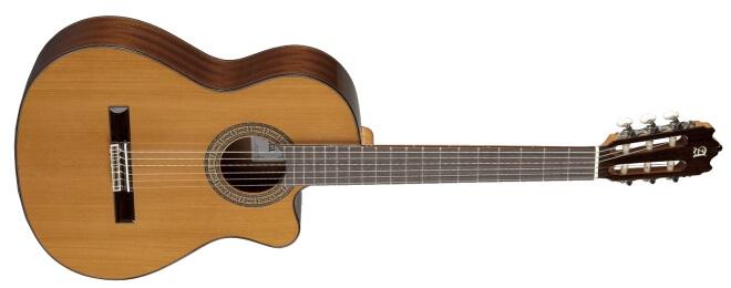 guitare électro acoustique nylon classique