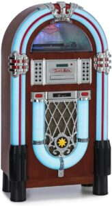 jukebox avec platine vynile