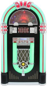 jukebox taille réelle