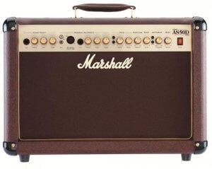 Marshall - Amplificateurs guitares acoustiques AS 50 D
