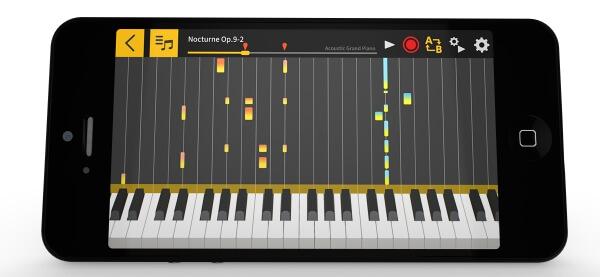 app pour apprendre le piano