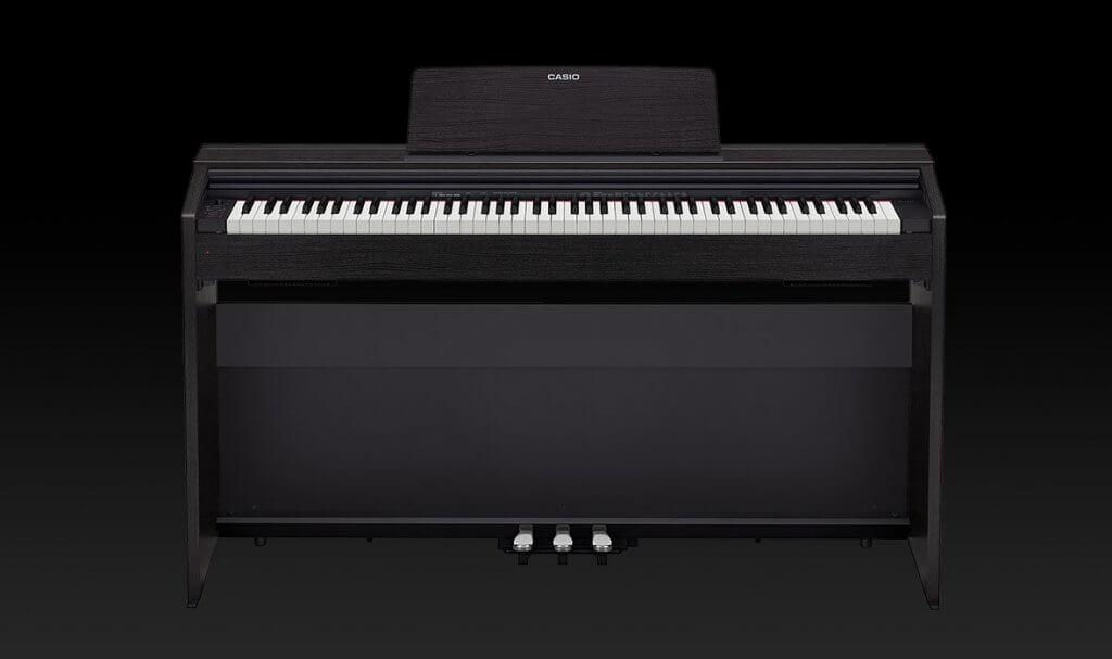 meilleur piano numérique compact d'appartement pour jouer au casque