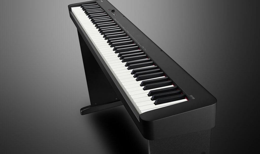 CDP 100 en mode piano droit