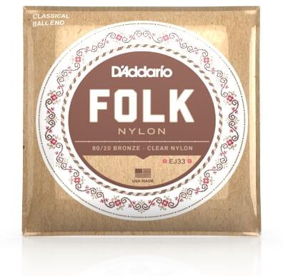 cordes folk nylon