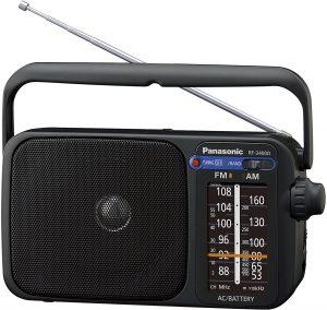 radio pour personne âgée