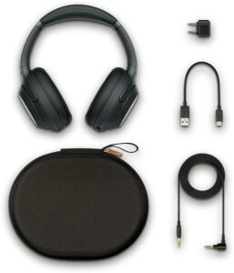 Avis casque audio Sony WH-1000XM3